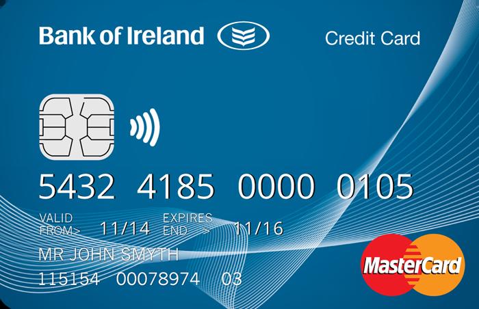 Thumbnail of Classic Credit Card