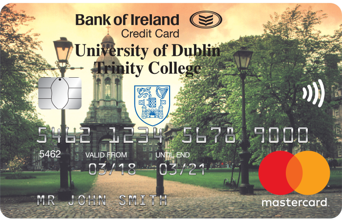 Image of Affinity Credit Card