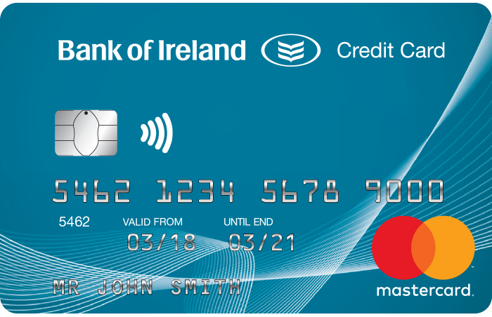Image of Classic Credit Card