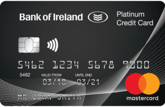 Image of Platinum Advantage Credit Card
