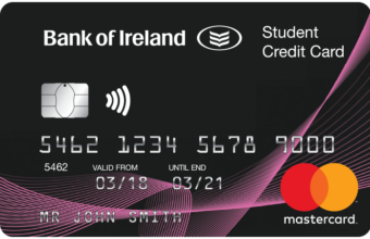 Image of Student Credit Card